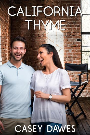 California Thyme - California Coast Romance #4 - cover