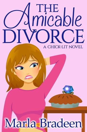 The Amicable Divorce - cover