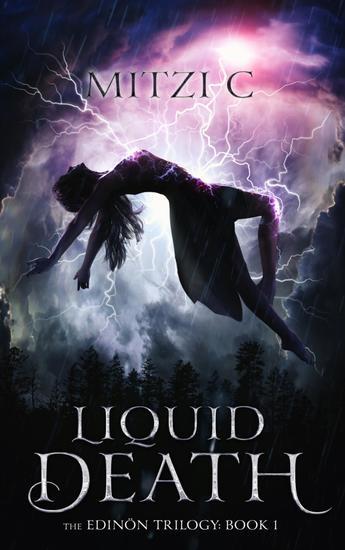 Liquid Death - The Edinön Trilogy: Book 1 - cover