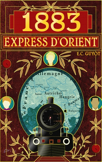 1883 Express d'Orient - cover