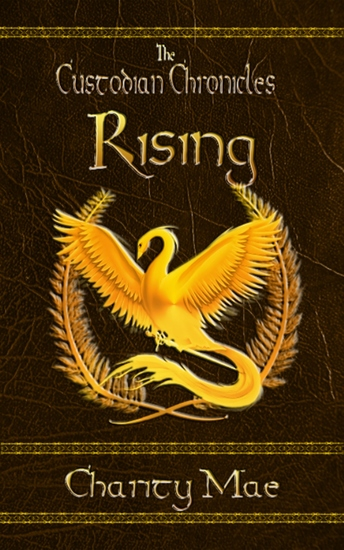 The Custodian Chronicles Rising - cover