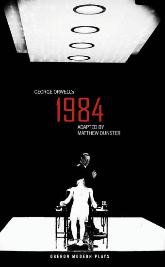 Nineteen Eighty-Four (1984) - cover