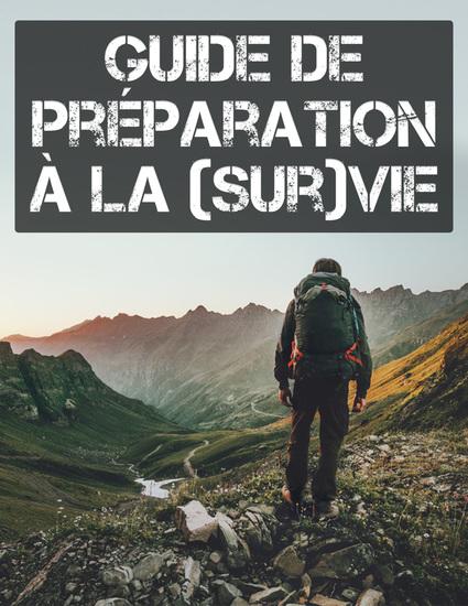 Guide de préparation à la survie - cover