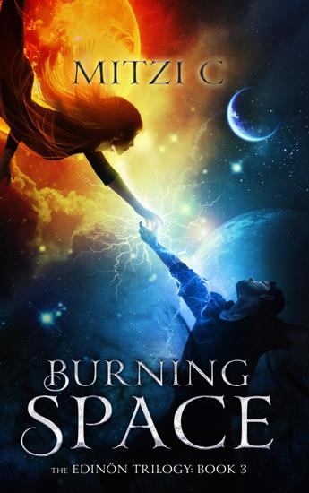 Burning Space - The Edinön Trilogy: Book 3 - cover