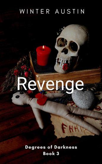 Revenge - Degrees of Darkness #3 - cover