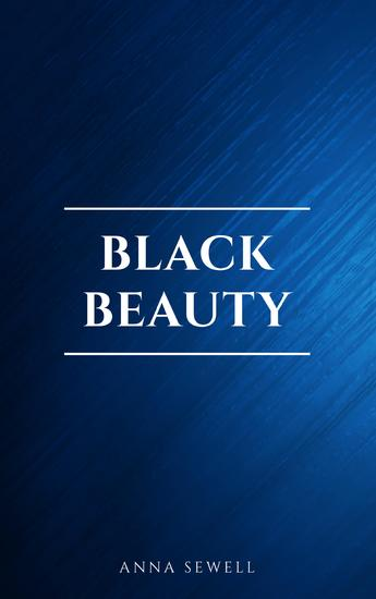 Black Beauty Young Folks' Edition - cover