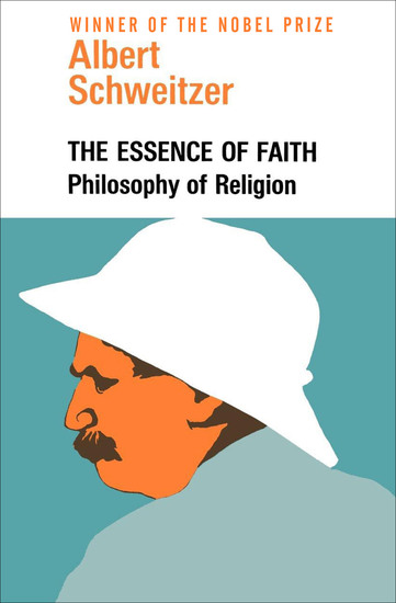 The Essence of Faith - Philosophy of Religion - cover