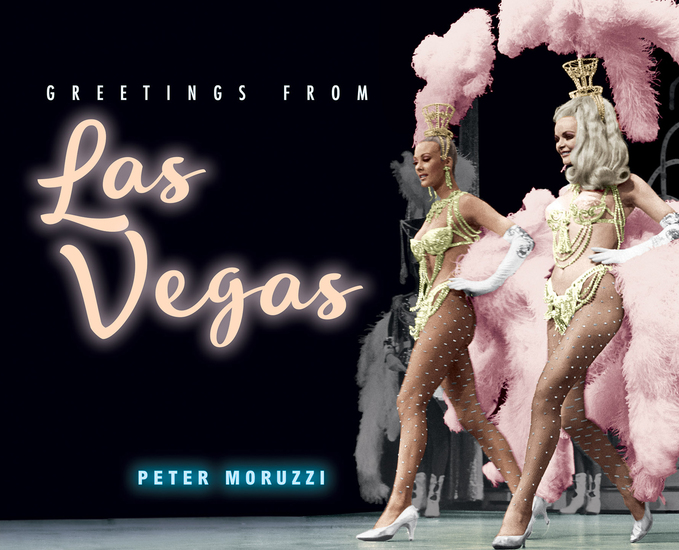 Greetings from Las Vegas - cover