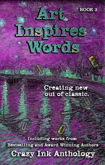 Art Inspires Words - Art Inspires Series #3 - cover