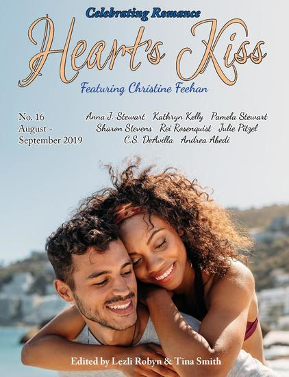 Heart's Kiss: Issue 16 August-September 2019: Featuring Christine Feehan - Heart's Kiss #16 - cover