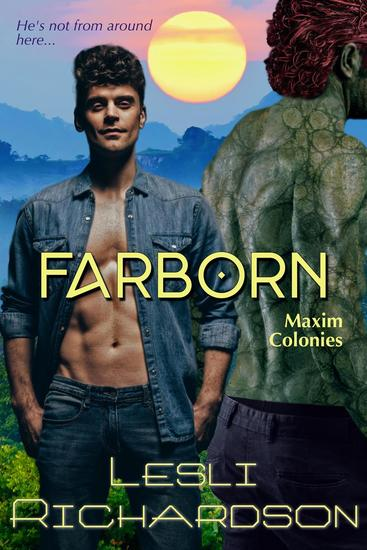 Farborn - Maxim Colonies #2 - cover
