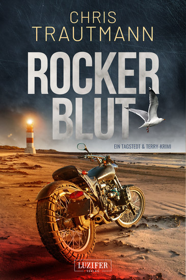 ROCKERBLUT - Nordsee-Krimi - cover