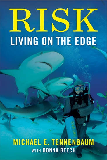 Risk - Living On the Edge - cover