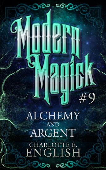 Alchemy and Argent - cover