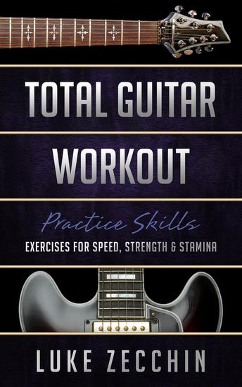 Total Guitar Workout: Exercises for Speed Strength & Stamina (Book + Online Bonus) - cover
