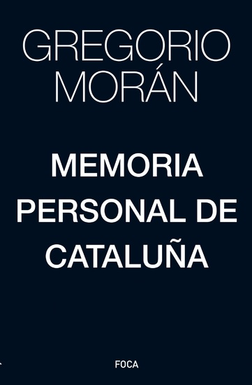 Memoria personal de Cataluña - cover