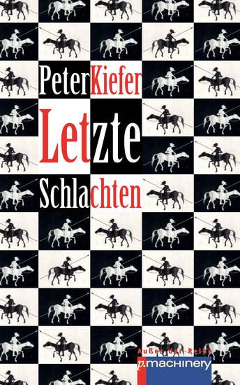 LETZTE SCHLACHTEN - Kurze Geschichten - cover