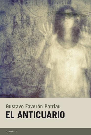 El anticuario - cover