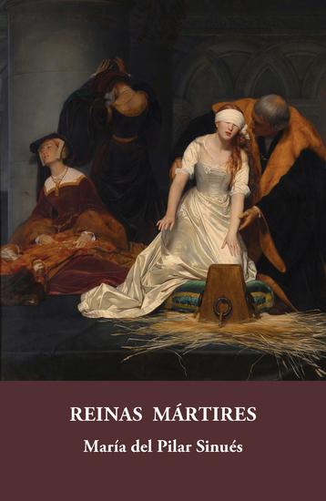 Reinas mártires - cover