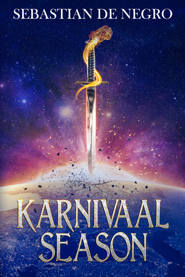 Karnivaal Season - cover