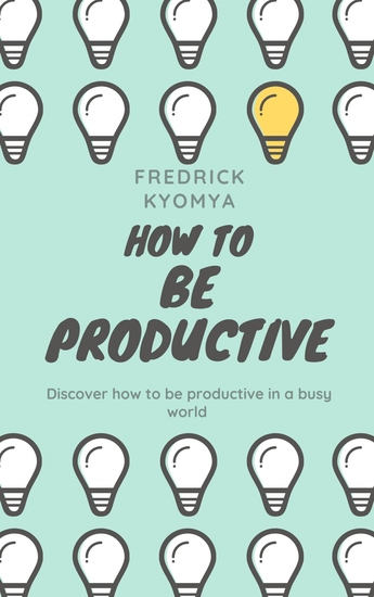 How to Be Productive - cover