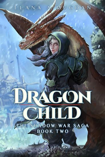 Dragon Child - cover