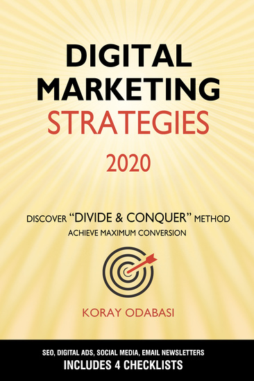 Digital Marketing Strategies - Ultimate Guide to SEO Google Ads Facebook & Instagram Ads Social Media Email Newsletters - cover