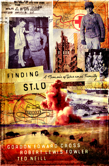 Finding St Lo - A Memoir of War & Family - cover