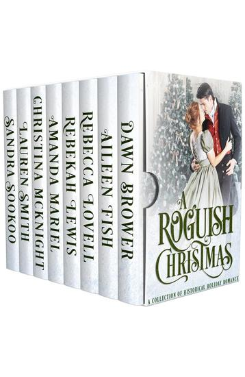 A Roguish Christmas - cover