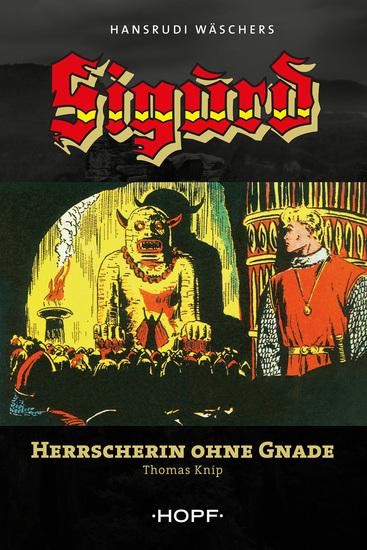 Sigurd 2: Herrscherin ohne Gnade - cover