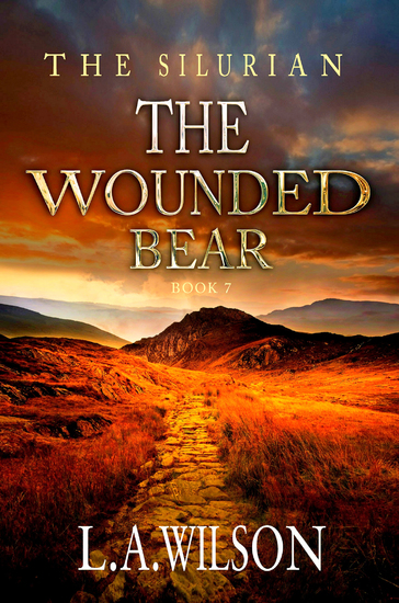 The Wounded Bear - cover