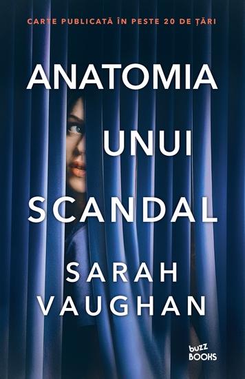 Anatomia unui scandal - cover