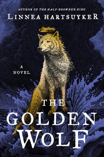 The Golden Wolf - A Novel - cover
