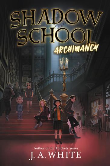 Shadow School #1: Archimancy - cover