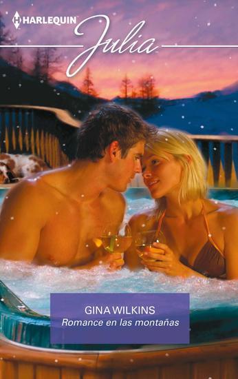 Romance en las montañas - cover