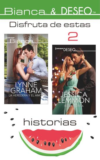 E-Pack Bianca y Deseo agosto 2019 - cover