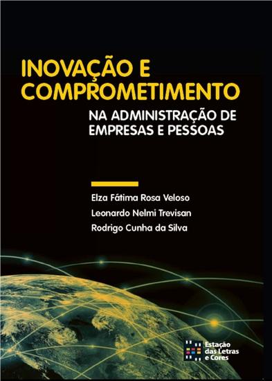 Inovação e Comprometimento na Administração de Empresas e Pessoas - cover