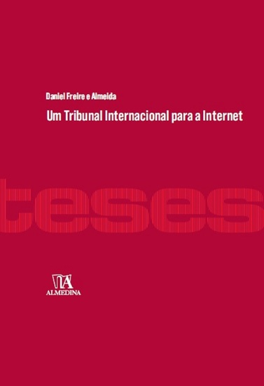 Um Tribunal Internacional para a Internet - cover