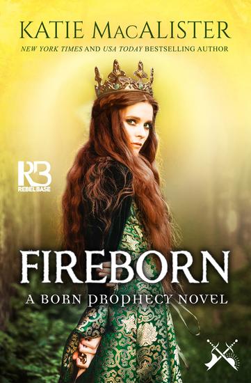 Fireborn - cover