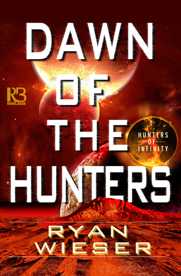 Dawn of the Hunters - cover