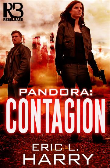 Contagion - cover