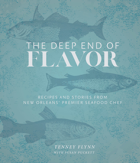 The Deep End of Flavor - cover