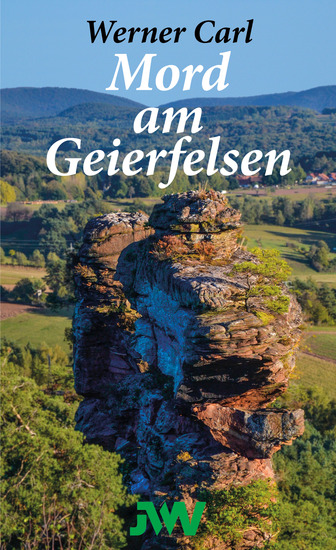 Mord am Geierfelsen - Ein Pfalz-Krimi - cover