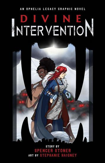Divine Intervention - The Ophelia Legacy Graphic Novels #1 - cover