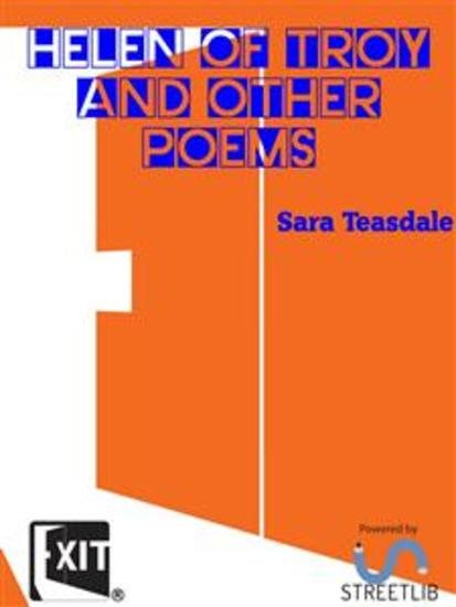 Helen of Troy and Other Poems - cover