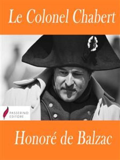 Le Colonel Chabert - cover