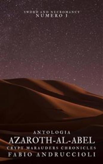 Azaroth-Al-Abel - Crypt Marauders Chronicles - cover