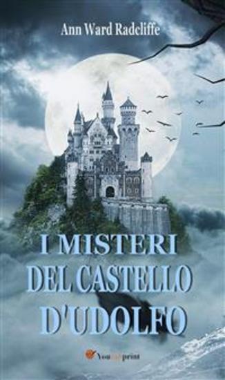 I misteri del castello d'Udolfo (Edizione italiana completa in 4 volumi) - cover