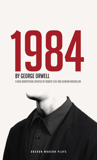 1984 (Nineteen Eighty-Four) - cover