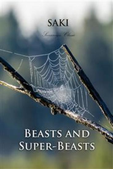 Beasts and Super-Beasts - cover